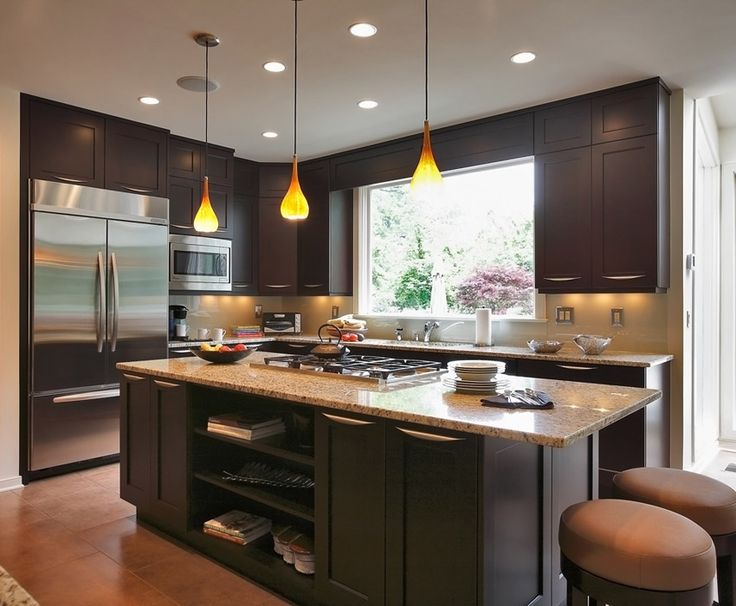 25 best ideas about kitchen designs photo gallery on - Kitchen transitional design ideas ...
