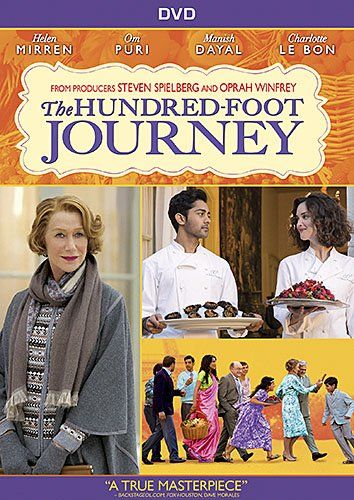 The Hundred-Foot Journey- Hassan is a culinary ingenue with the gastronomic equivalent of perfect pitch. Displaced from their native India, his family settles in a quaint village in the south of France. They plan to open an Indian restaurant, that is, until Madame Mallory, the owner of a classical French restaurant, gets wind of it. Her icy protests against the new Indian restaurant so near her own escalate to all out war; until Hassan's cooking talent and love for Mme. Mallory's…