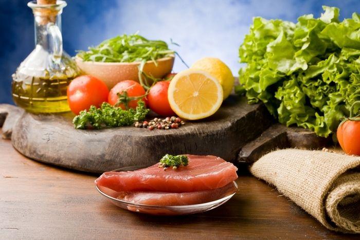 средиземноморская еда