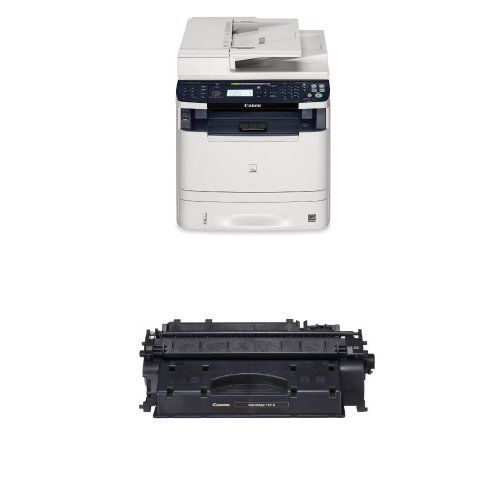 Canon imageCLASS MF6160dw Multifunction Printer and Canon GENUINE Catridge 119II Hi Yield Black  Boost productivity with blazing fast print speeds up to 35 ppm Boost productivity with blazing fast print speeds up to 35 ppm Duplex Versatility allows two-sided printing, copying, scanning, and PC faxing Boost productivity with blazing fast print speeds up to 35 ppm Boost productivity with blazing fast print speeds up to 35 ppm Duplex Versatility allows two-sided printing, copying, scann..