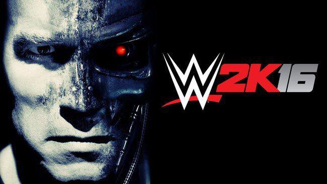 WWE 2K16'da Arnold Schwarzenegger Olacak ! |