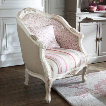 17 meilleures id es propos de fauteuil romantique sur pinterest couvre fauteuil d cor pour. Black Bedroom Furniture Sets. Home Design Ideas