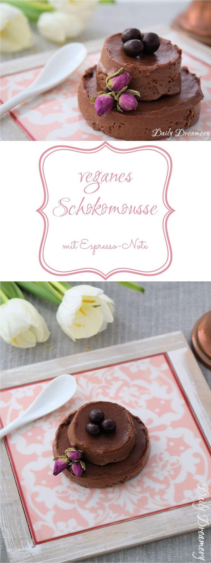 zartschmelzendes Schokomousse mit feiner Espresso-Note