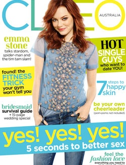The July issue of CLEO is out today!