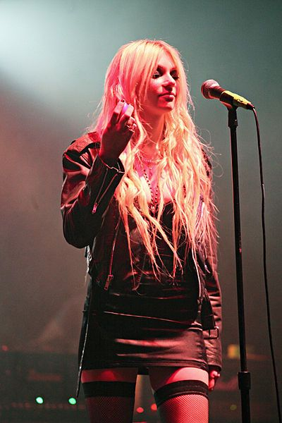 Taylor Momsen is an American actress, musician and model, who portrayed the character of Jenny Humphrey on the CW television series Gossip Girl and Cindy Lou Who in Dr. Seuss.