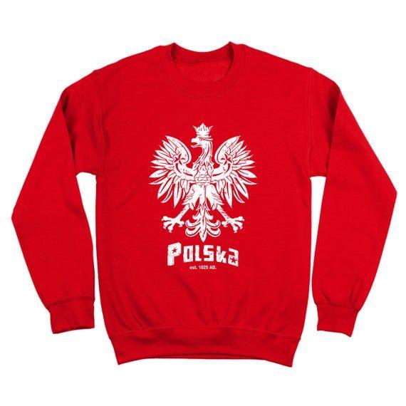 Polska est 1025 Hoodie