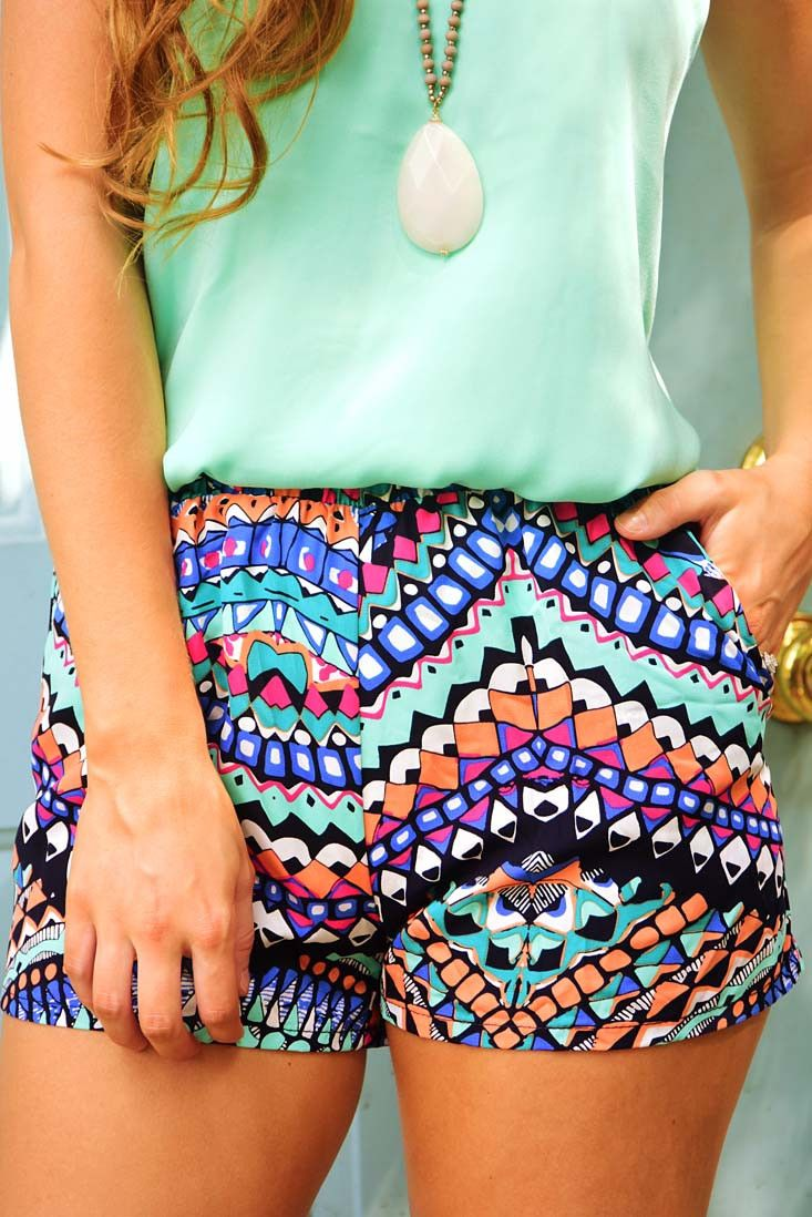 Have It Your Way Shorts: Multi #shophopes