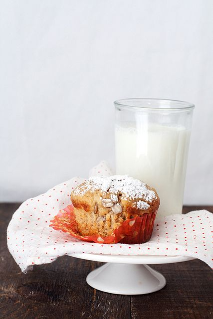 Banana-Yogurt Muffins