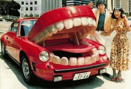 DISCOVER DENTISTS® Car http://DiscoverDentists.com