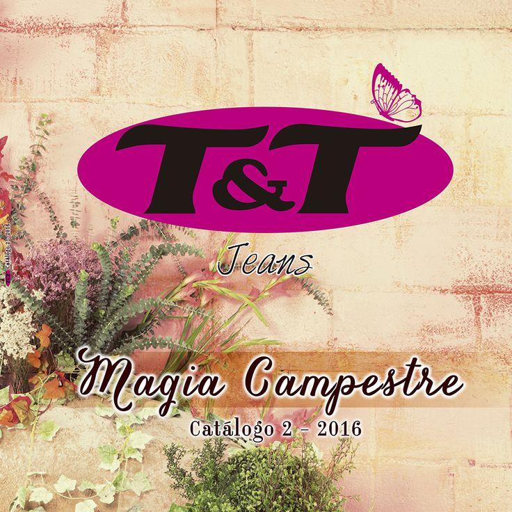 Catálogo 2ª Colección 2016 MAGIA CAMPESTRE