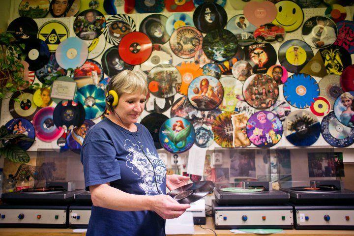 Drop digital, vamp up your vinyl! #vinyl #singles #albums #records #reborn #rhymes http://time.com/3663568/vinyl-sales-increase/