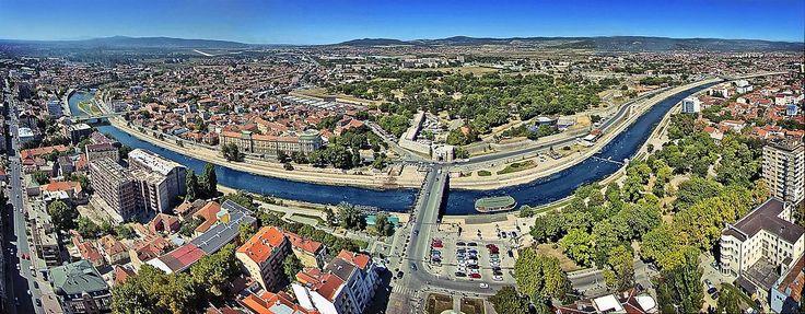 Panorama Niša i Niške tvrđave