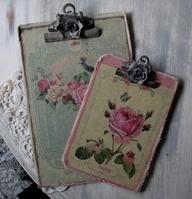 Never throw away an old clipboard again!