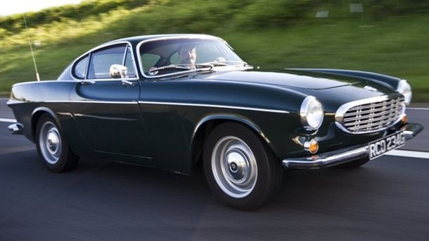THIS is a dream of a car, the classical Volvo P 1800. I hope that i will sometimes own one. Comments