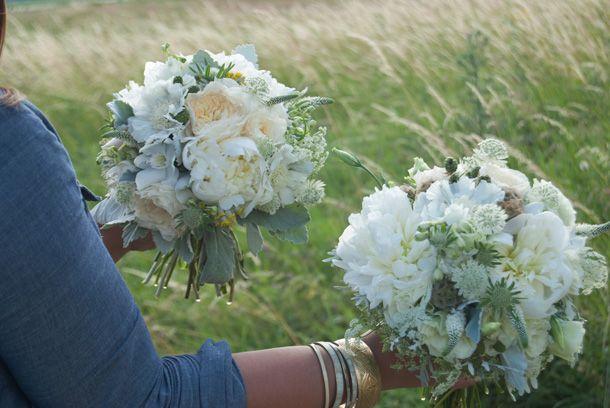 summer weddig  flowers