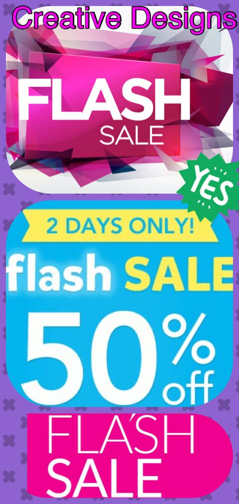 #Flash #sale At Creative Designs !!!  Starts Friday and Saturday only !!! All #boots ... #Purses...#Ladies #vests and #fleece #leggings 50% OFF reg price    all sales final no refunds no exchanges !!!   We have added more fashions to our #clothes sale #racks too !!!  Creative Designs the best Kept secret in #sanangelo #Texas    Turquoise door  xoxox dolls see y'all at 10 am 325/223/8000