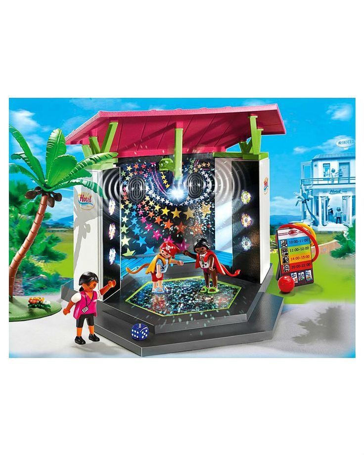 Playmobil Отель детский клуб с танц. площадкой Playmobil (Плеймобил)