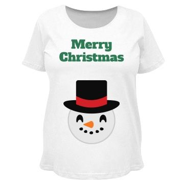 Christmas Maternity | Christmas Shirt for someone who is pregnant