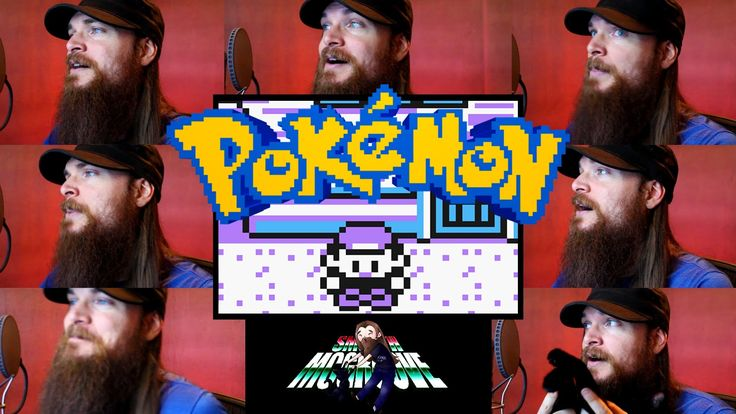 """Pokemon Red/Blue/Yellow - Pallet Town Acapella"" by Smooth McGroove  --Freaking Pokemon feels...Freaking nuts..."