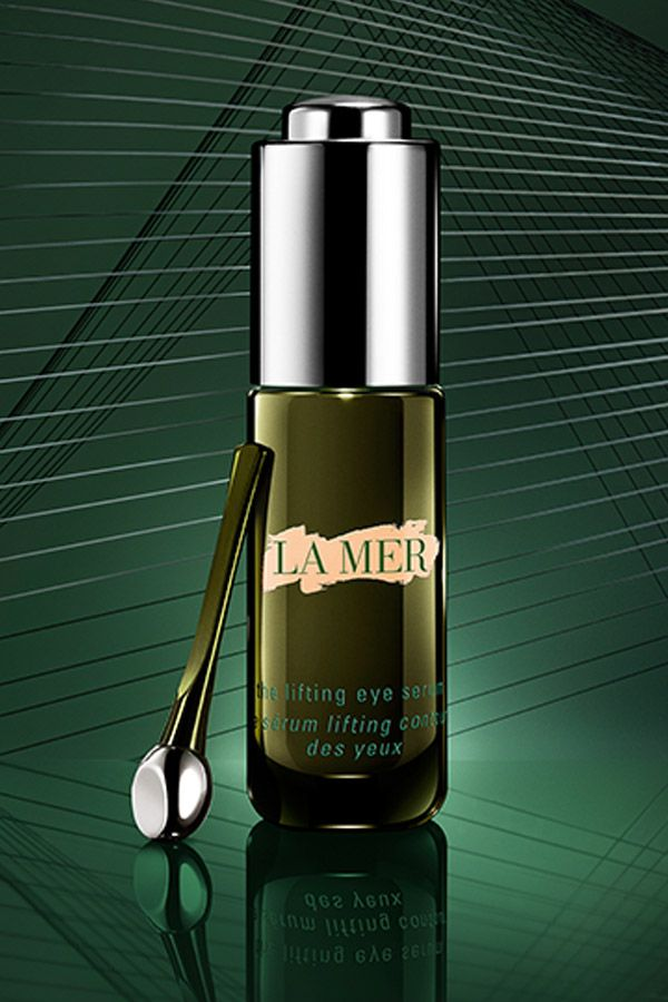 Discover #LaMer's new revitalizing eye lifting serum for a refreshed look #SaksBeauty