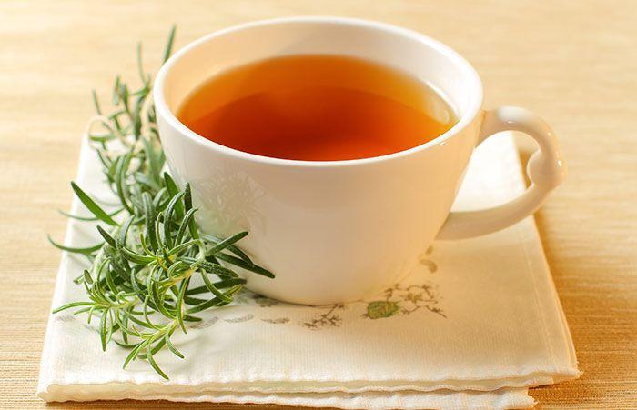 TIMCSI GYÓGYNÖVÉNYKERT: ROZMARING TEA