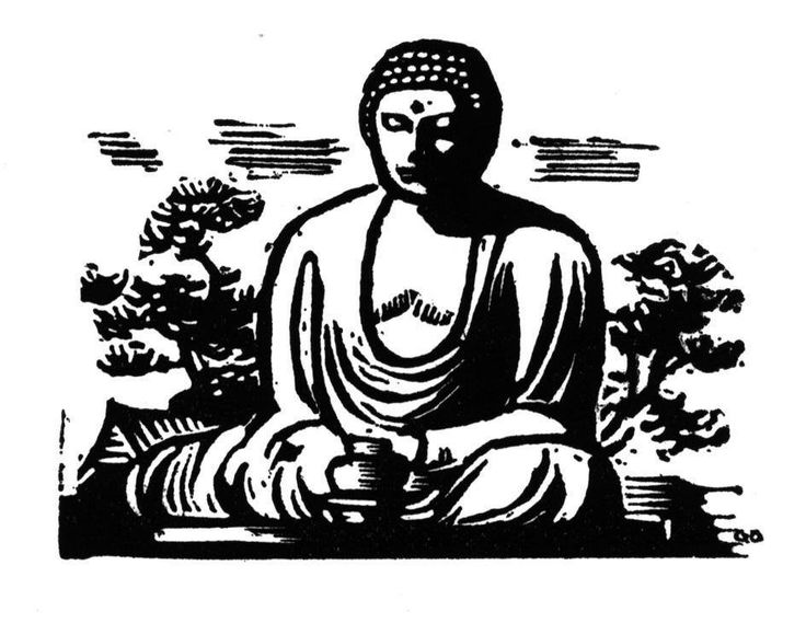 """If restlessness, agitation, or doubt occurs [while meditating], don't intensify the distraction by following it. Instead, say to yourself, """"Let me think how I started. I started from the breath. It is not difficult to find my breath."""" Breathe several times quickly and return your attention to the breath and its natural pace.  Bhante Gunaratana """"The Four Foundations of Mindfulness in Plain English"""" www.wisdompubs.org/author/bhante-gunaratana. Buddhism."""