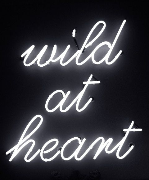 ...I have had my share of wild years, but  put those behind me for the sake of my kids...but I am still.....Wild at <3