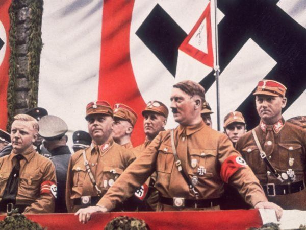 """Hitler's Book """"Mein Kampf"""" Sold Out Immediately After Going On Sale In Germany 