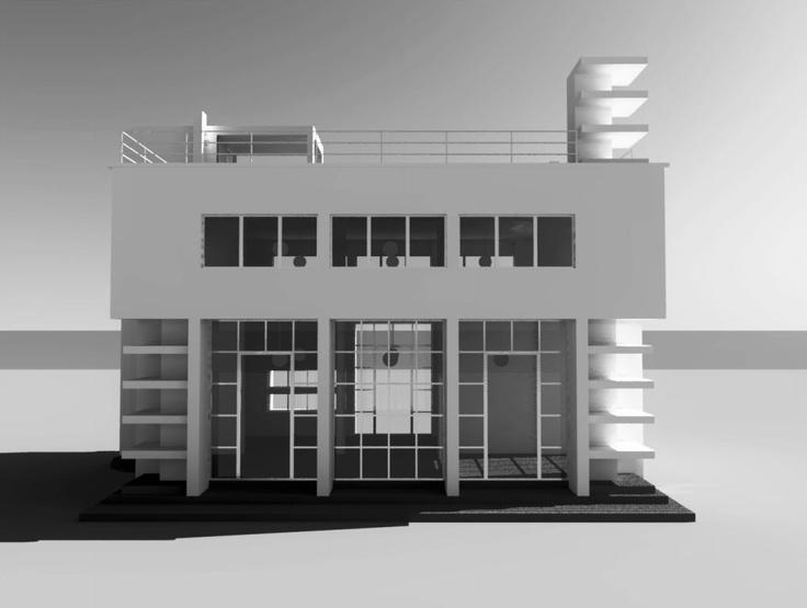 Ricostruzione (al computer) di architetture di Alberto Sartoris