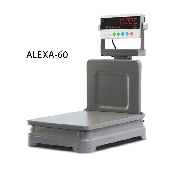 Timbangan Duduk Elektronik ALEXA-60kg. Digital Hybrid Scale ALEXA-60kg by CAHAYA ADIL
