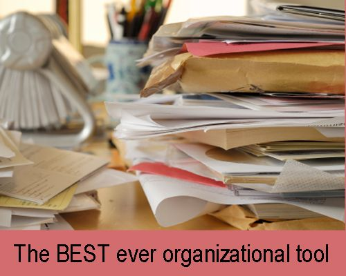 best ever organizational tool: Paper Clutter, File System, Junk Mail, Organizations Paperwork, Mental Health, Home Offices Spaces, Dr. Oz, Get Organizations, Healthy Living