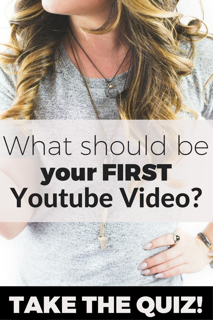 Ready to start a Youtube channel for your business but have no idea what your first video should be?  Or how many videos you need to have before you launch your Youtube channel?  Take the guessing work out of picking your first video by taking this quiz to find out which video is best for you and your business!