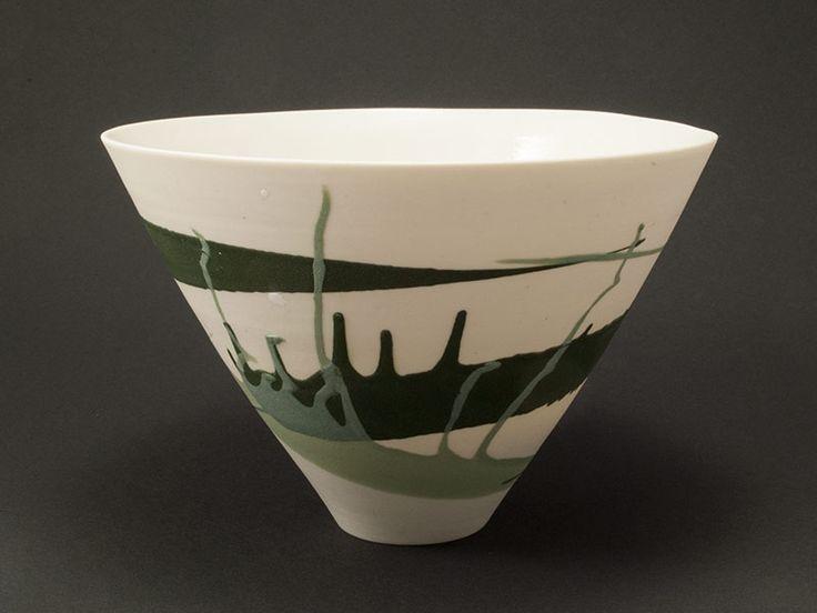 Junction Art Gallery - Ali Tomlin V bowl
