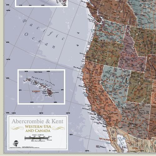 10 best illustrated maps images on pinterest illustrated maps map specialist holiday location maps abercrombie kent gumiabroncs Images