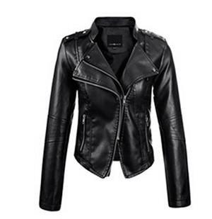 Leather Jackets Women Outerwear Zipper Motorcycle Leather Coat YL1343 #sheerbliss #bestoftheday  #leatherjacket #leather #handemade #leathercraft #fashion