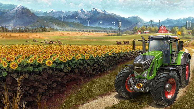 farming simulator 17 | Farming Simulator 17 Review - Gamer Headlines