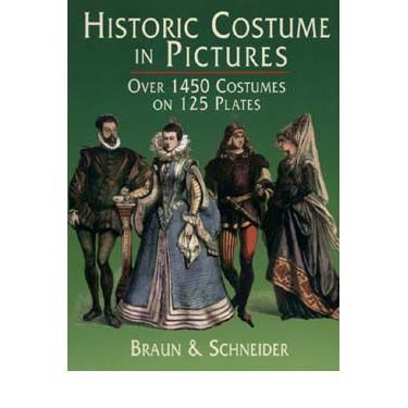 Over 1,450 costumes on 125 plates are shown here, from antiquity to the end of the 19th century, covering a wide variety of peoples, social classes, and professional types; Crusaders, German knights,