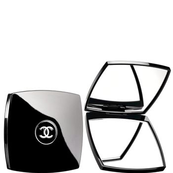 Chanel compact mirror.  Limited Edition for Christmas. yay, got this for my birthday and I love it :)