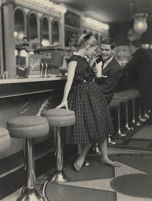 1950 s diner fashion tumblr | fashion vintage 1950s 50s 1950s fashion theniftyfifties •
