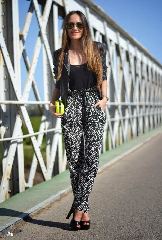 Palazzo Pants Outfit Ideas For 2015 | Winter Outfits 2017 | Pinterest | Palazzo Pants Pants And ...