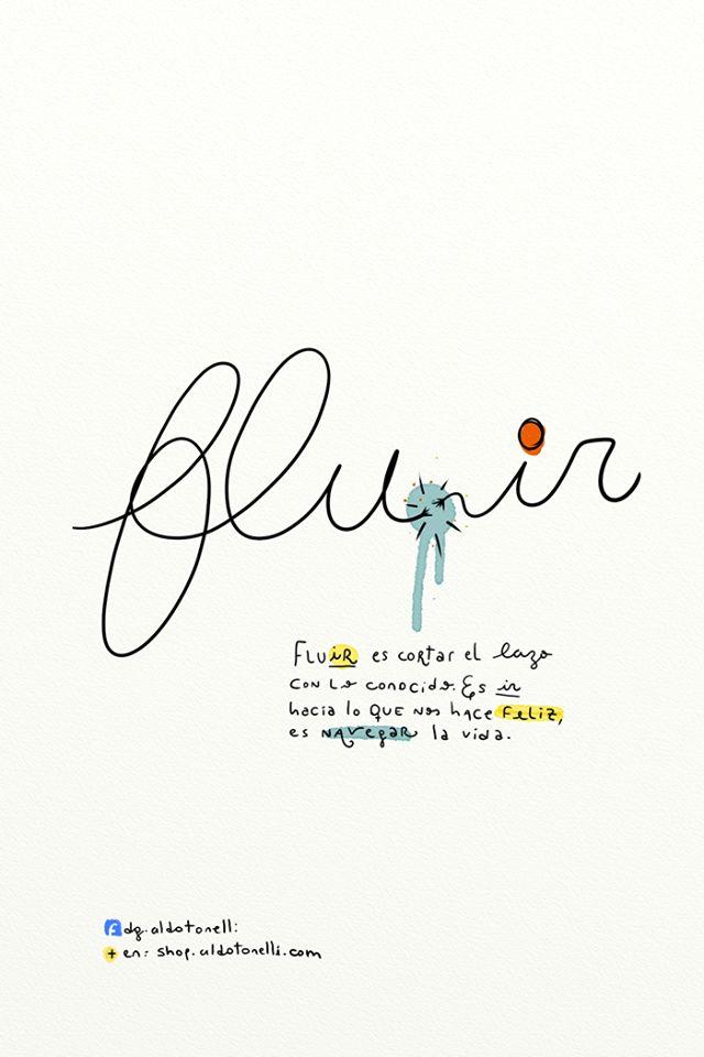Aldo Tonelli - Fluir