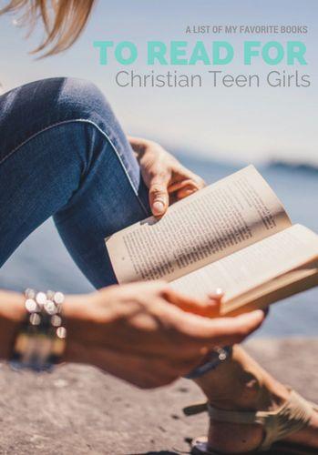 Teen girl christian dating books