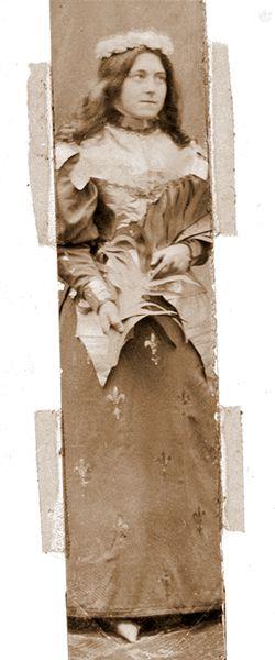 Thérèse Jeanne d'Arc Récréation Pieuse au Carmel de Lisieux - Jeanne d'Arc Accomplissant sa Mission, le 21 janvier 1895