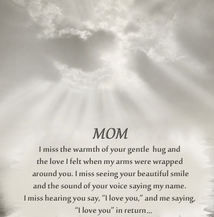 Passed Away Quotes: Mothers Day Quotes For Moms That Have Passed Away Images