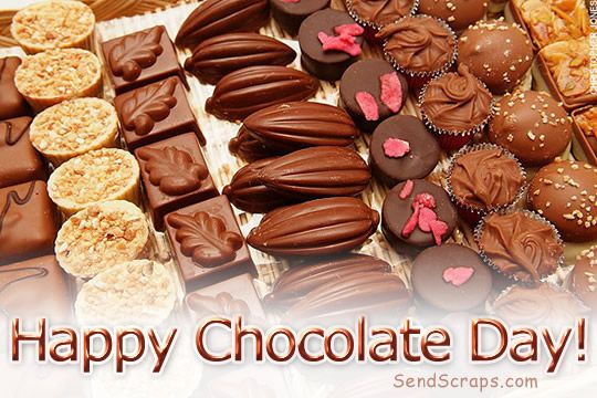 chocolate day quotes 2016
