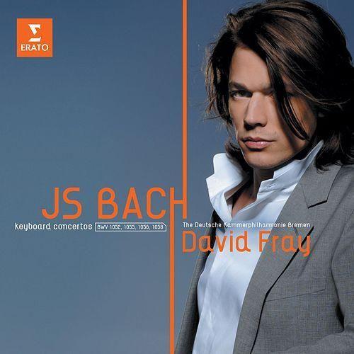 Bach: Piano Concertos von David Fray