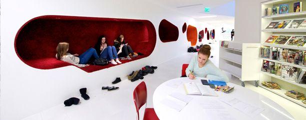Matkaopas 1/2013 kirjoittaa: Seinäjoki näytti kirjaston paikan