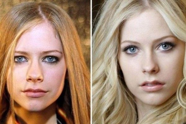 This Conspiracy Theory That Avril Lavigne Died & Was Replaced By a Lookalike Is Oddly Convincing
