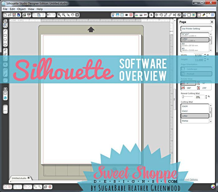 "Best ""getting started"" Silhouette tutorial I've seen yet"