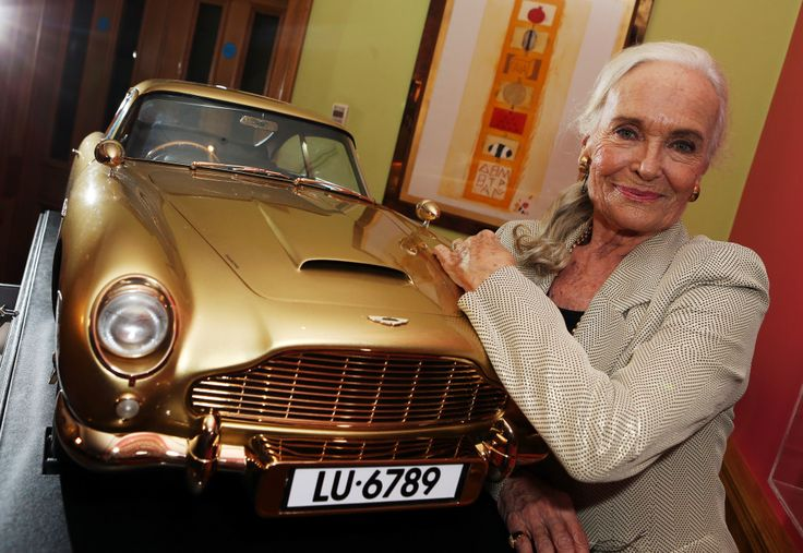 GOLDFINGER auction raises money for NSPCC